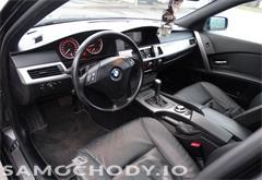 bmw seria 5 3.0 diesel, kombi, 218 km, automat, xenon, panorama, nawigacja, skóry.