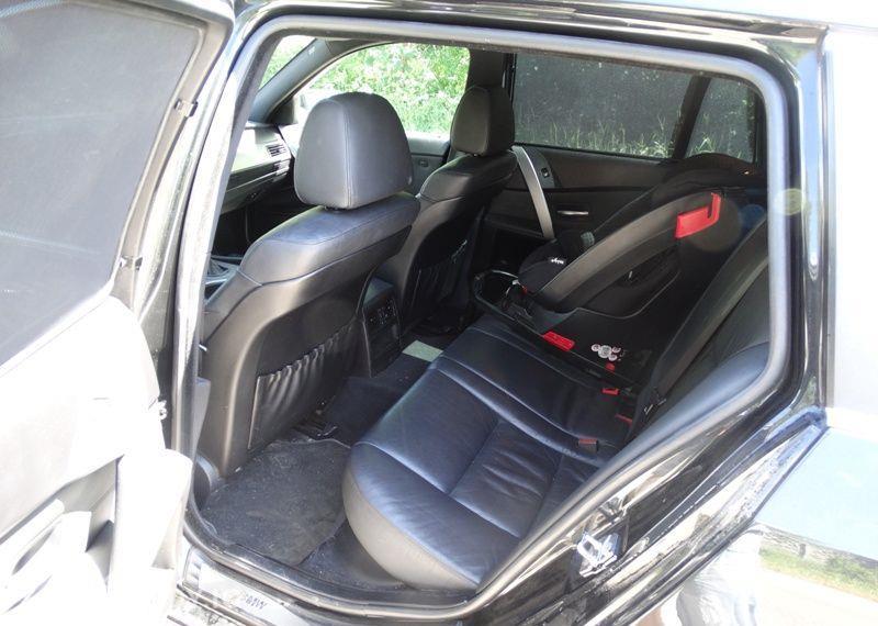 BMW Seria 5 3.0 diesel, kombi, 218 KM, automat, xenon, panorama, nawigacja, skóry. 67
