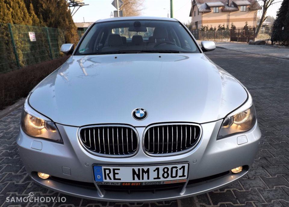 BMW Seria 5 E60 Super Stan Bezwypadkowy Gwarancja 2