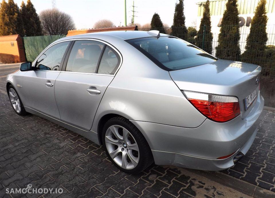 BMW Seria 5 E60 Super Stan Bezwypadkowy Gwarancja 11