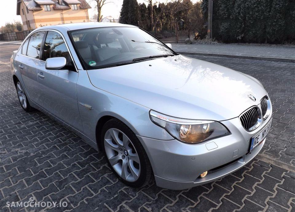 BMW Seria 5 E60 Super Stan Bezwypadkowy Gwarancja 92