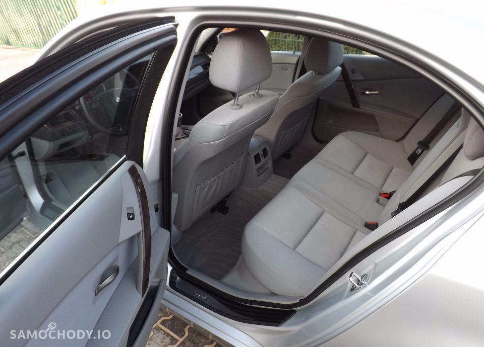 BMW Seria 5 E60 Super Stan Bezwypadkowy Gwarancja 22