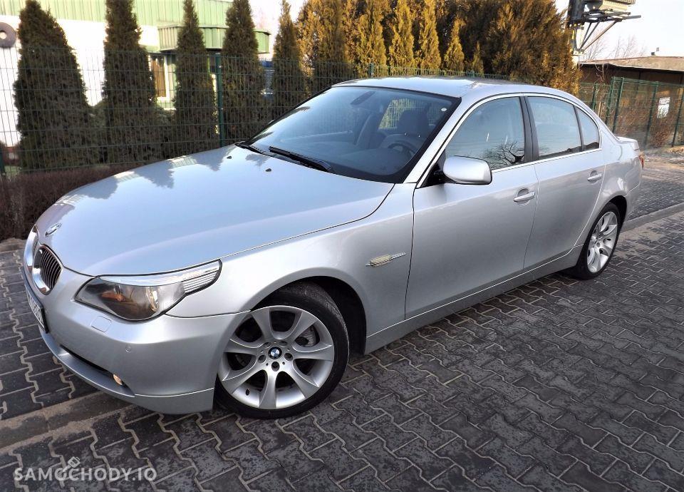 BMW Seria 5 E60 Super Stan Bezwypadkowy Gwarancja 1