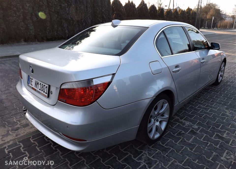 BMW Seria 5 E60 Super Stan Bezwypadkowy Gwarancja 4