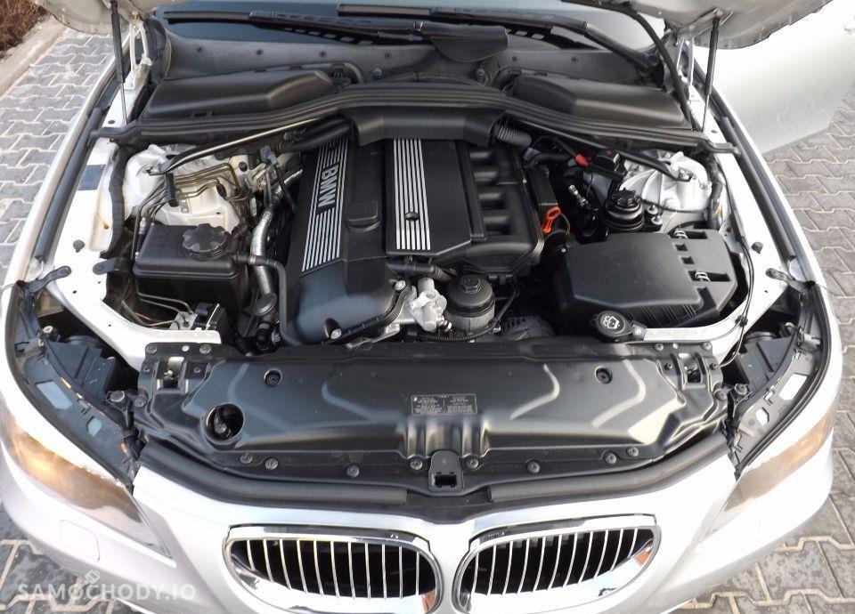 BMW Seria 5 E60 Super Stan Bezwypadkowy Gwarancja 79