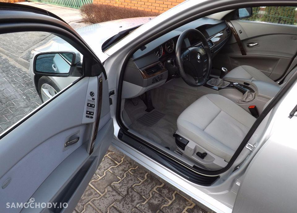 BMW Seria 5 E60 Super Stan Bezwypadkowy Gwarancja 16