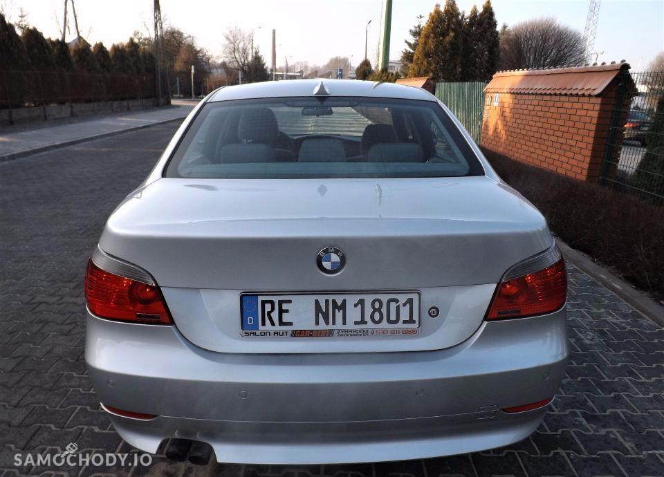 BMW Seria 5 E60 Super Stan Bezwypadkowy Gwarancja 7