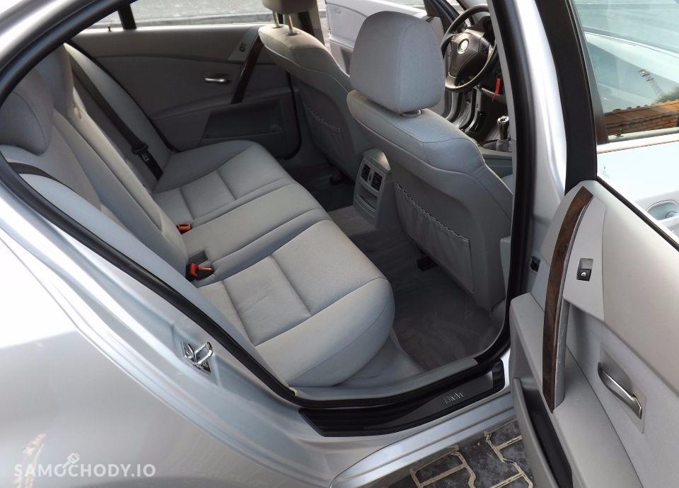 BMW Seria 5 E60 Super Stan Bezwypadkowy Gwarancja 56