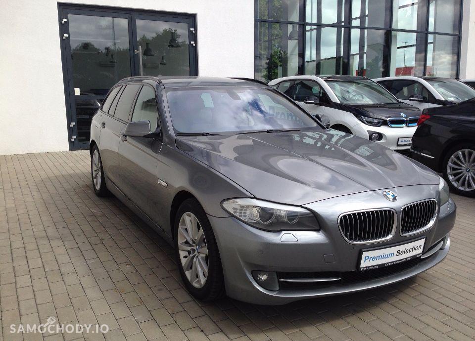 BMW Seria 5 Salon polska // Jeden właściciel // Serwisowany 4