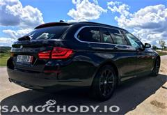 bmw seria 5 bmw 5 panoram, led, full opcja