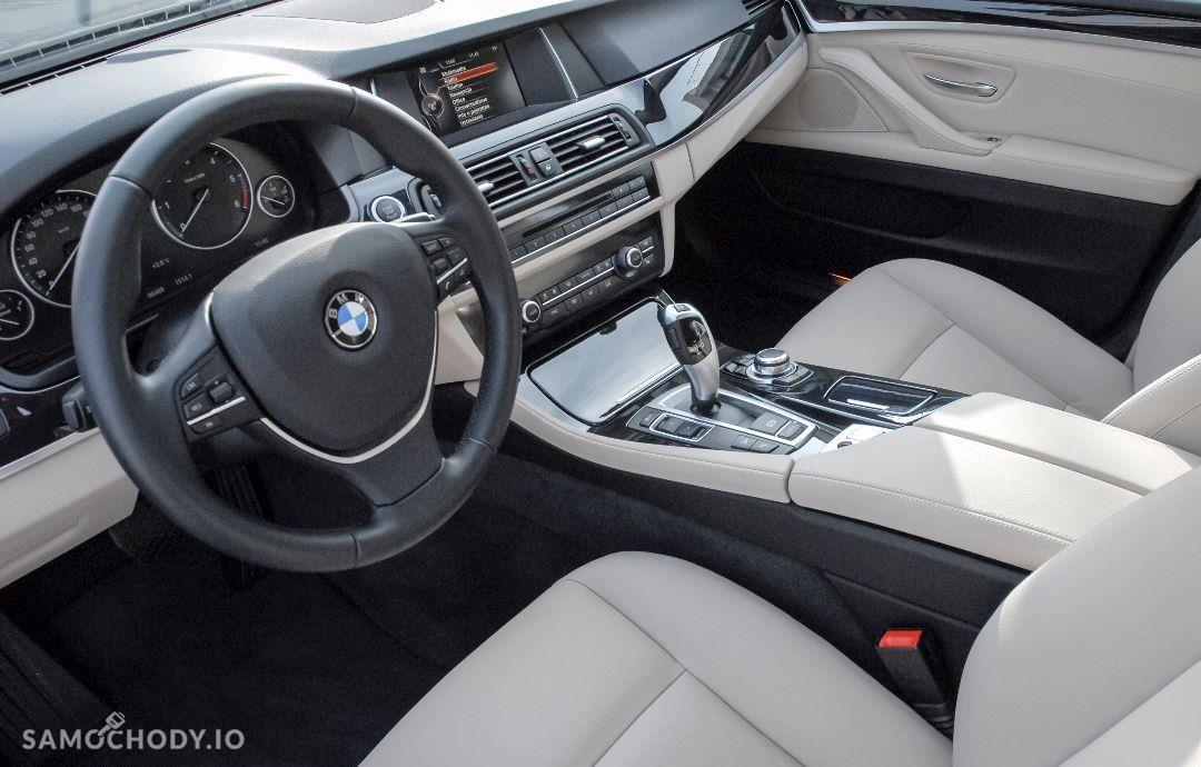 BMW Seria 5 520d xDrive Dealer BMW ZK Motors 11