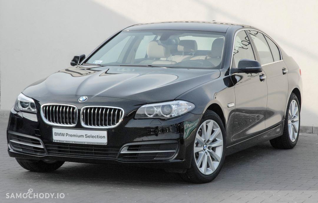 BMW Seria 5 520d xDrive Dealer BMW ZK Motors 1