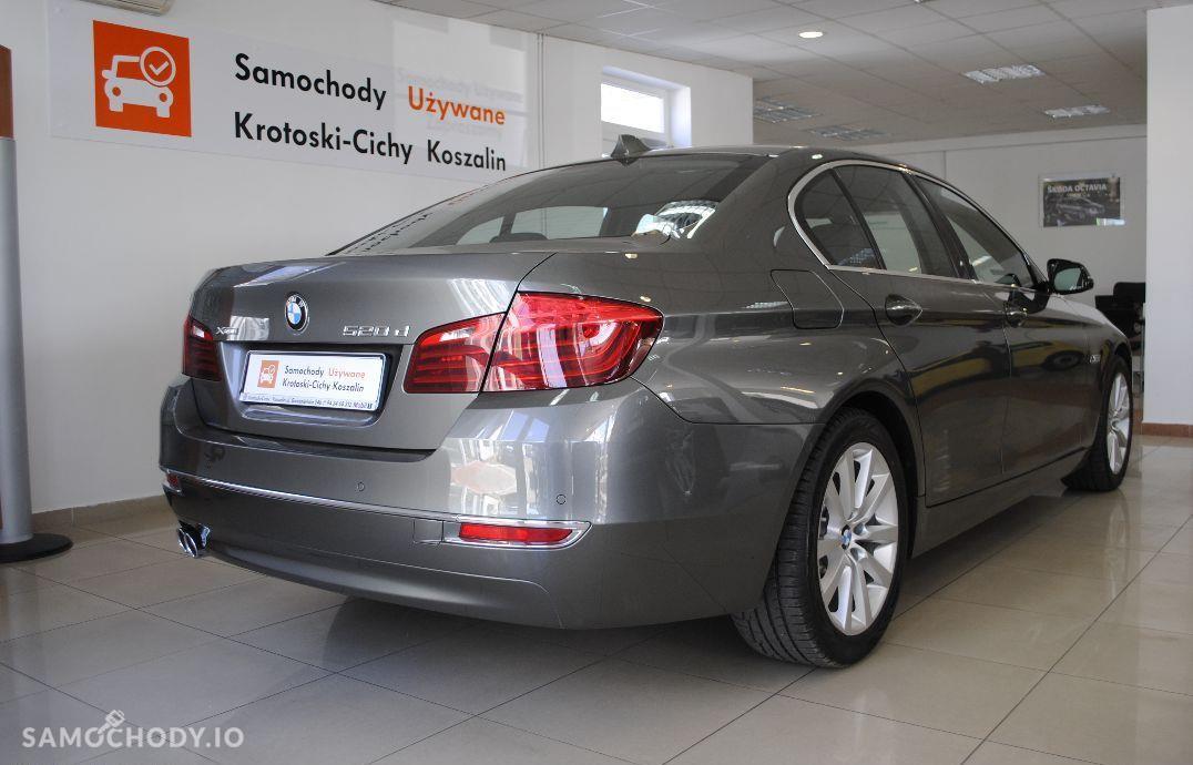BMW Seria 5 520d xDrive Salon Polska, idealna! VAT 23% 2
