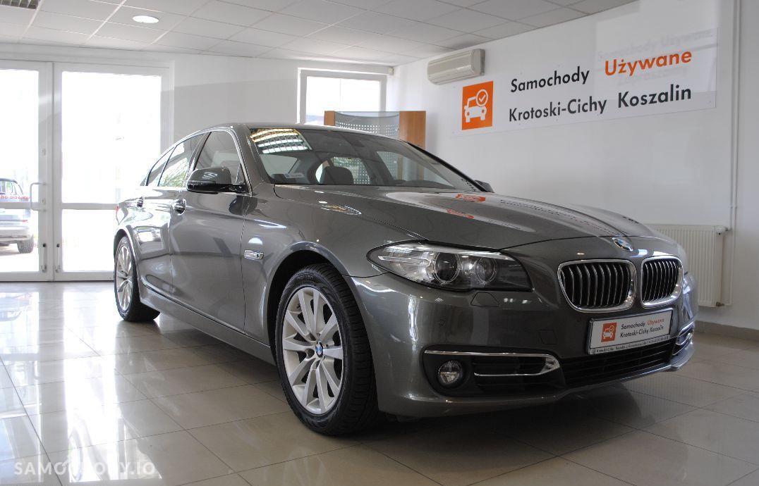 BMW Seria 5 520d xDrive Salon Polska, idealna! VAT 23% 1