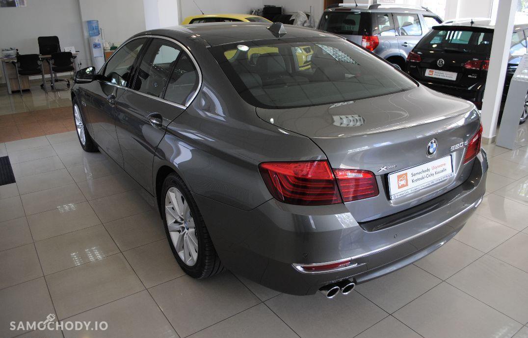 BMW Seria 5 520d xDrive Salon Polska, idealna! VAT 23% 4
