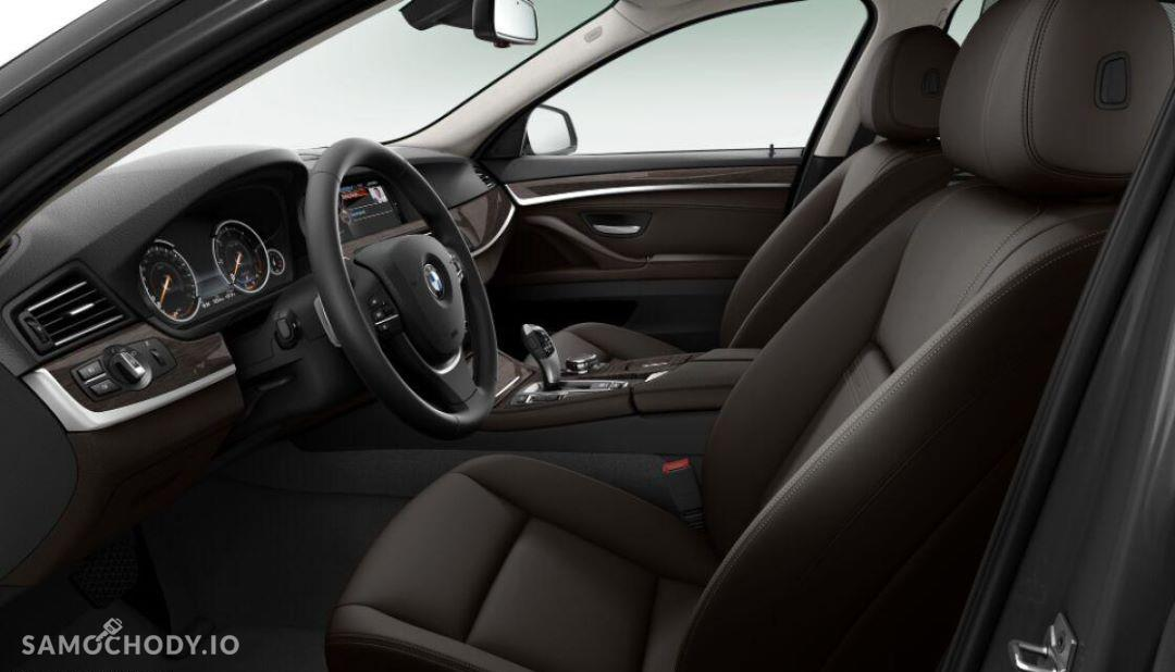 BMW Seria 5 520d Touring (F11) 190KM DEMO salon BMW 7