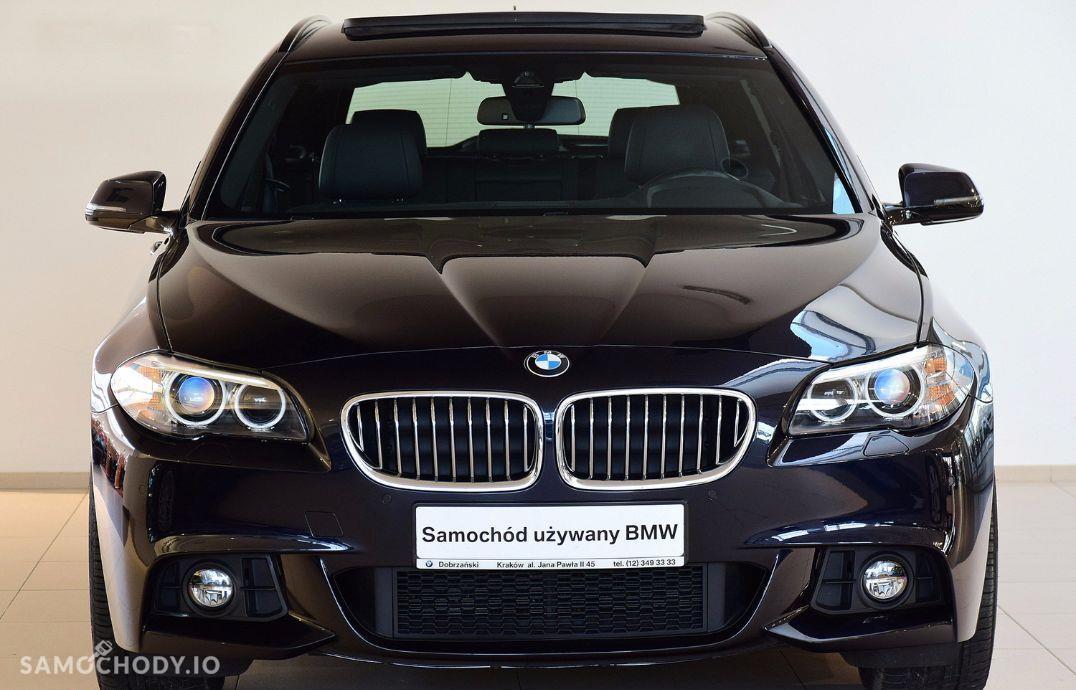 BMW Seria 5 25d, xDrive, M Pakiet, Premium Selection, dealer BMW Dobrzański Kraków 2