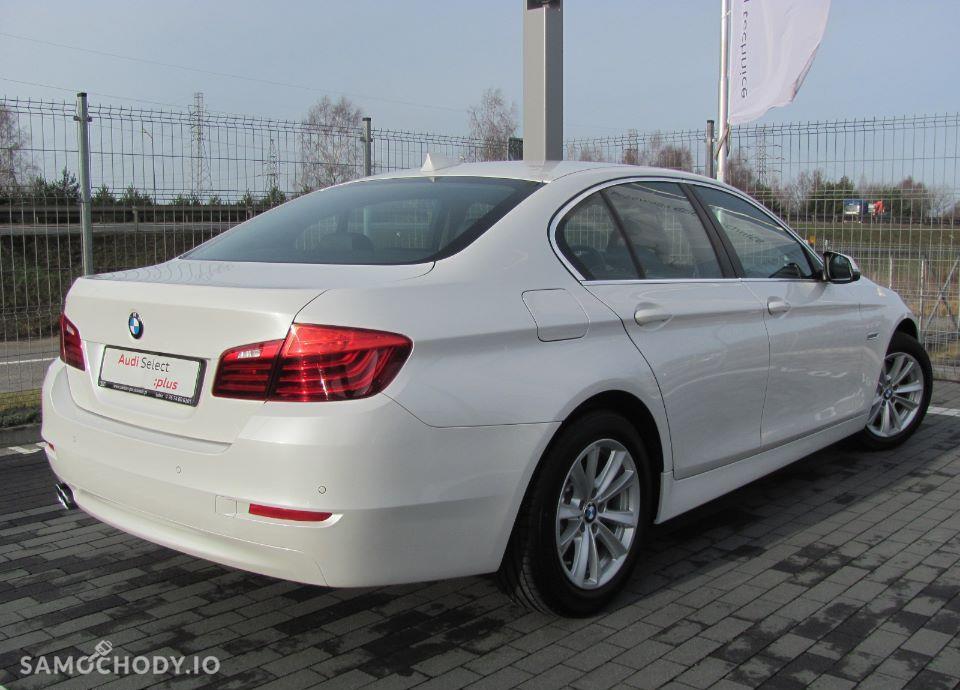 BMW Seria 5 2.0 diesel X Drive 190 KM Gwarancja Salon Polska RABAT WYPRZEDAŻOWY! 2