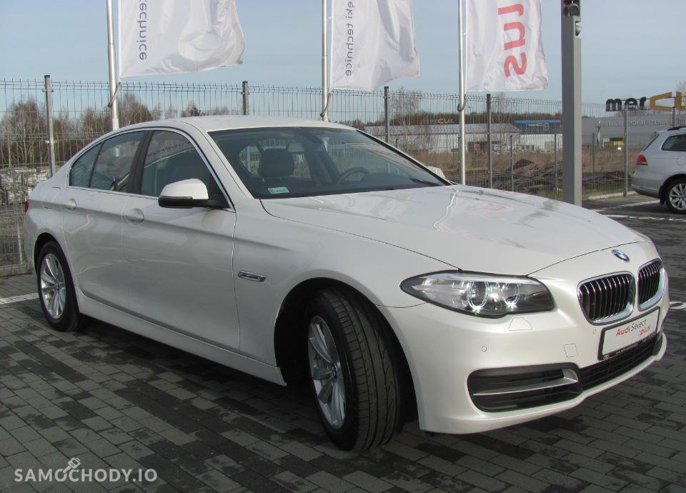 BMW Seria 5 2.0 diesel X Drive 190 KM Gwarancja Salon Polska RABAT WYPRZEDAŻOWY! 11