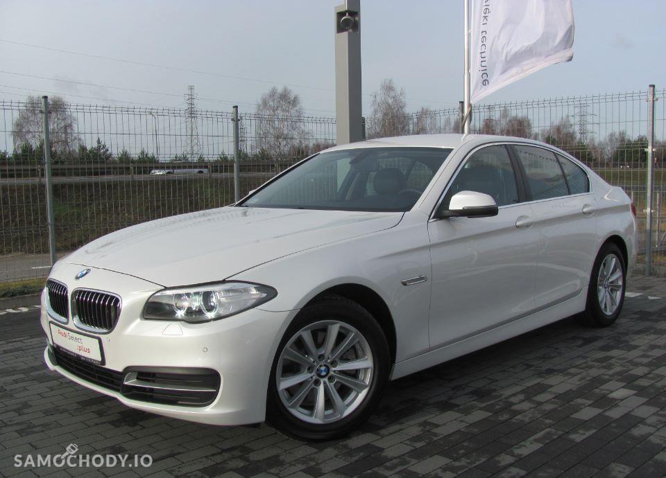 BMW Seria 5 2.0 diesel X Drive 190 KM Gwarancja Salon Polska RABAT WYPRZEDAŻOWY! 1