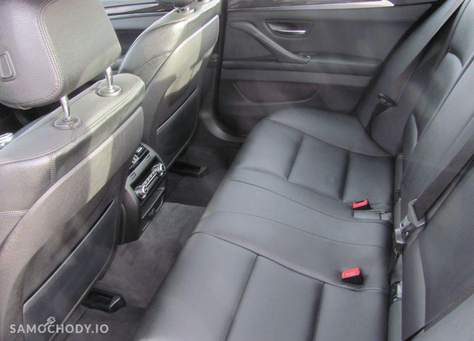 BMW Seria 5 2.0 diesel X Drive 190 KM Gwarancja Salon Polska RABAT WYPRZEDAŻOWY! 16
