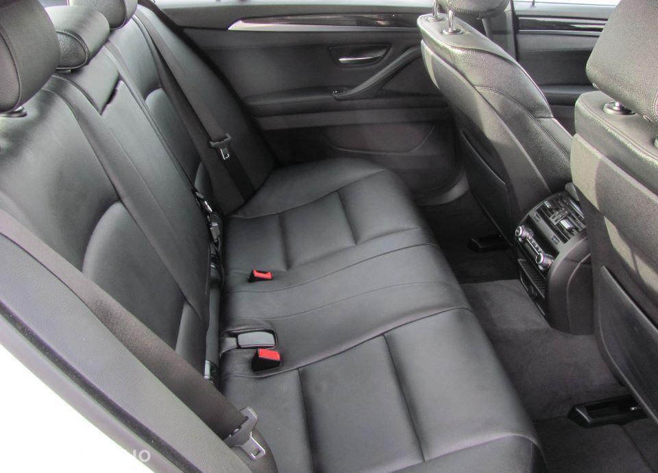 BMW Seria 5 2.0 diesel X Drive 190 KM Gwarancja Salon Polska RABAT WYPRZEDAŻOWY! 29