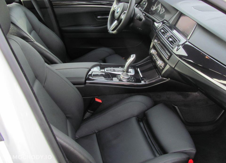 BMW Seria 5 2.0 diesel X Drive 190 KM Gwarancja Salon Polska RABAT WYPRZEDAŻOWY! 37