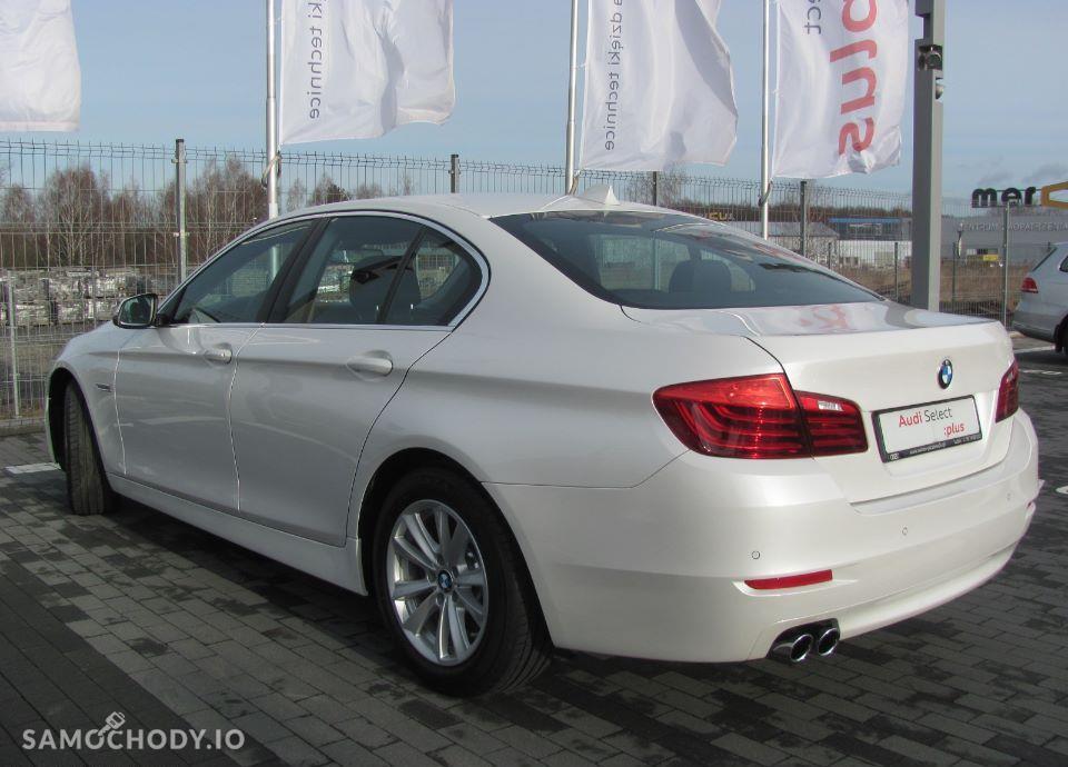 BMW Seria 5 2.0 diesel X Drive 190 KM Gwarancja Salon Polska RABAT WYPRZEDAŻOWY! 7