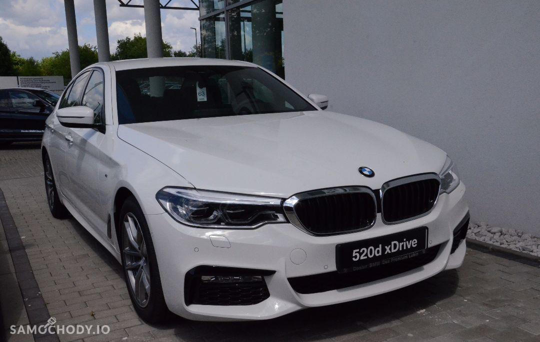 BMW Seria 5 20D xDrive Mpakiet 1