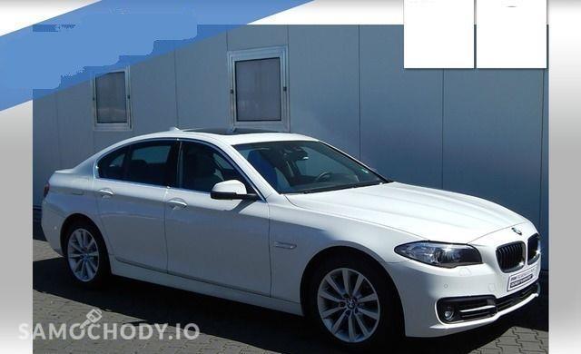 BMW Seria 5 525d AHK,Kamera,HUD,Navi,PDC,nr 256, bezwypadkowy VAT 23% 1