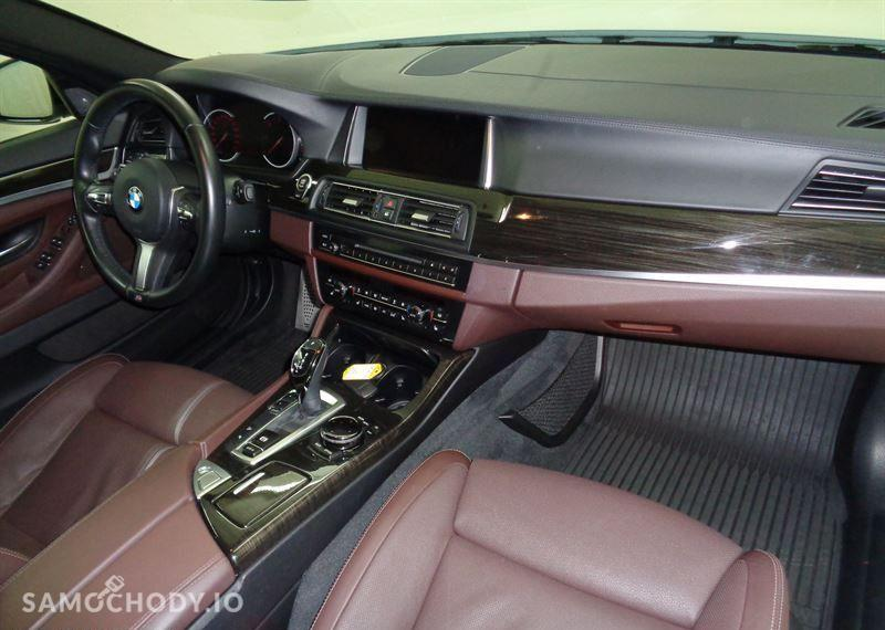 BMW Seria 5 BMW Individual,Harman/Kardon,Head up,Pakiet M Sport,LED 11