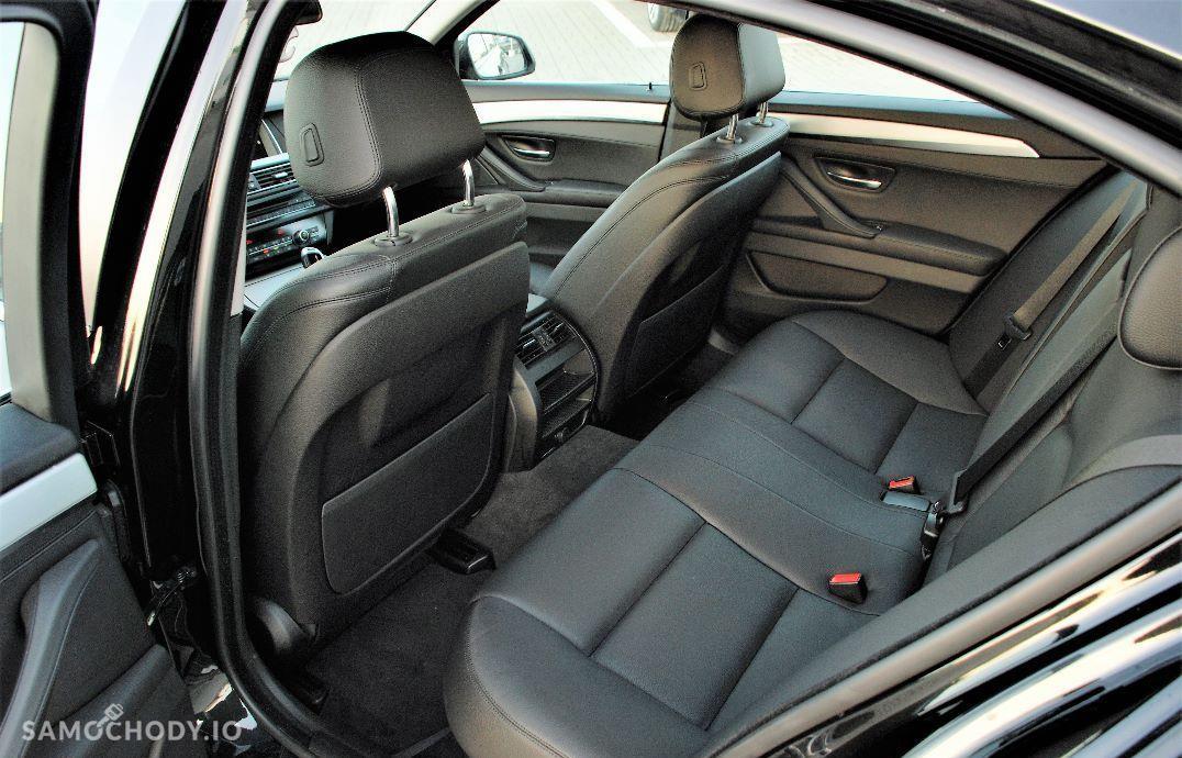 BMW Seria 5 Salon Polska, FV 23%, Bezwypadkowy, serwisowany, 20d X drive 29