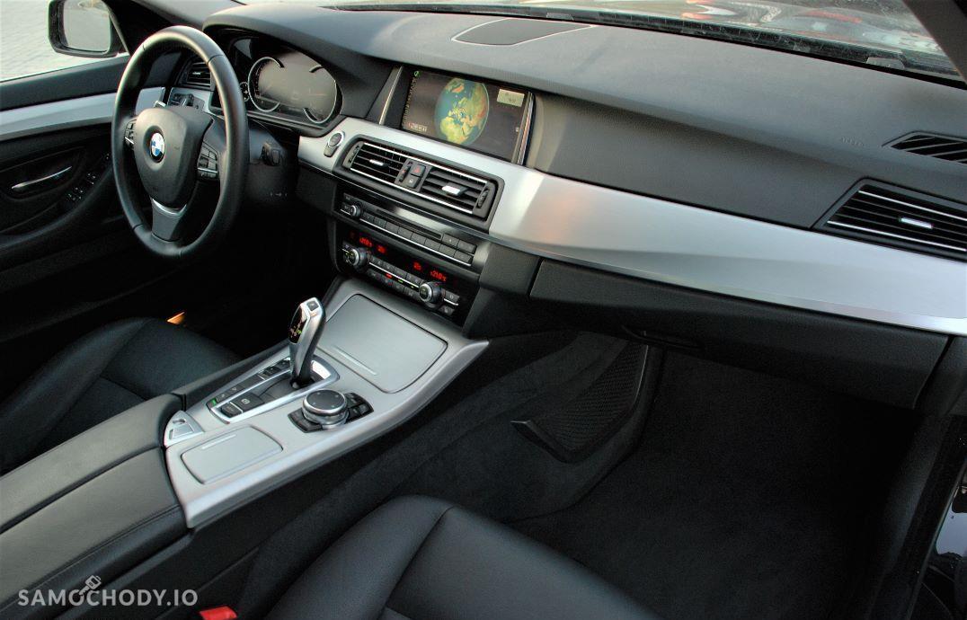 BMW Seria 5 Salon Polska, FV 23%, Bezwypadkowy, serwisowany, 20d X drive 37