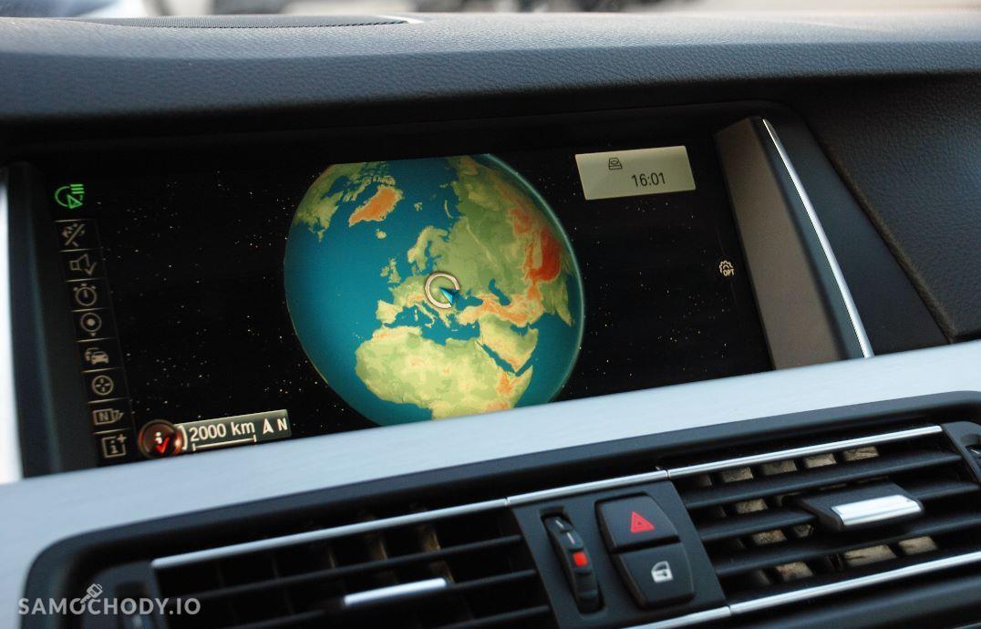 BMW Seria 5 Salon Polska, FV 23%, Bezwypadkowy, serwisowany, 20d X drive 11