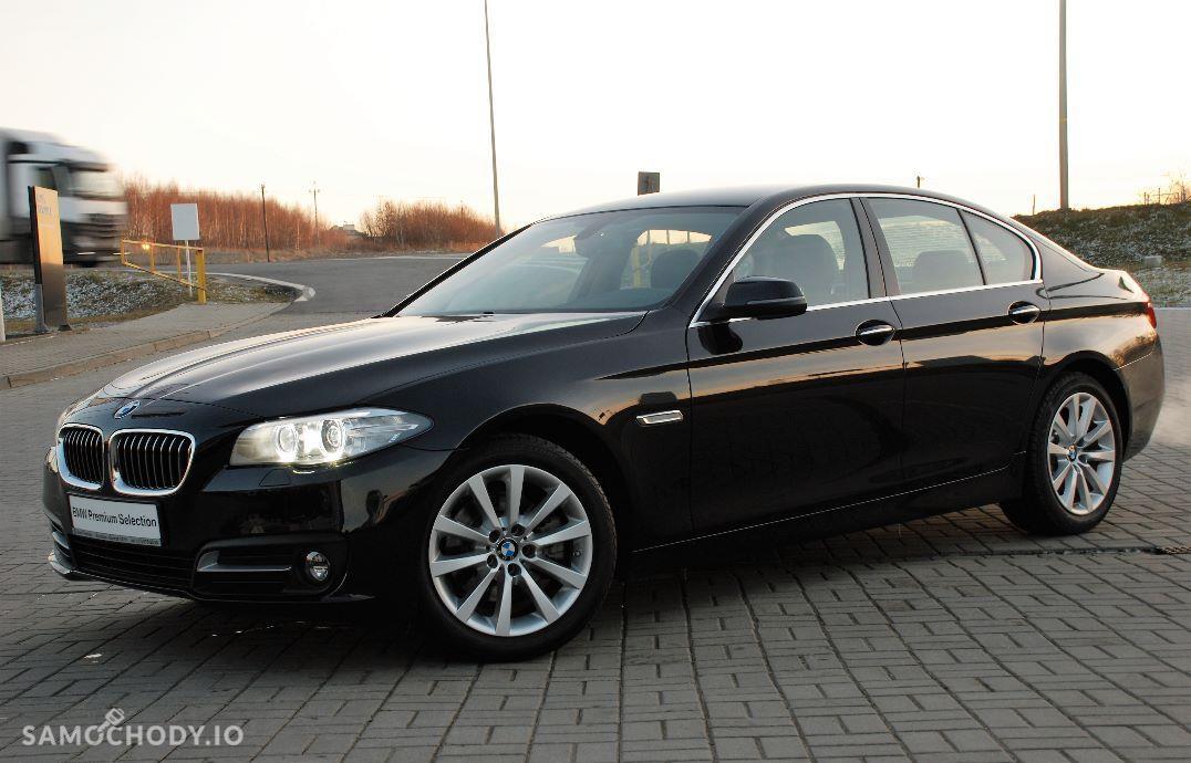 BMW Seria 5 Salon Polska, FV 23%, Bezwypadkowy, serwisowany, 20d X drive 7