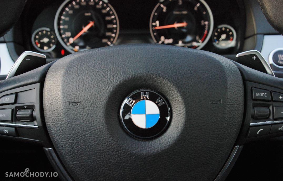 BMW Seria 5 Salon Polska, FV 23%, Bezwypadkowy, serwisowany, 20d X drive 16