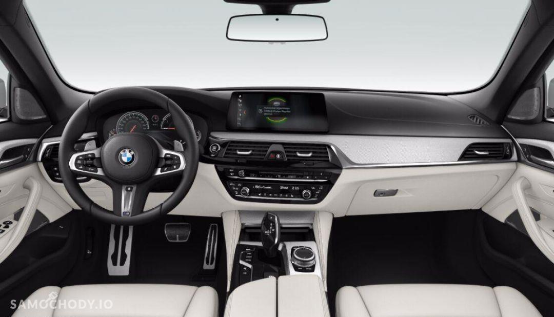 BMW Seria 5 20d xDrive Limuzyna Dealer BMW Bońkowscy 4