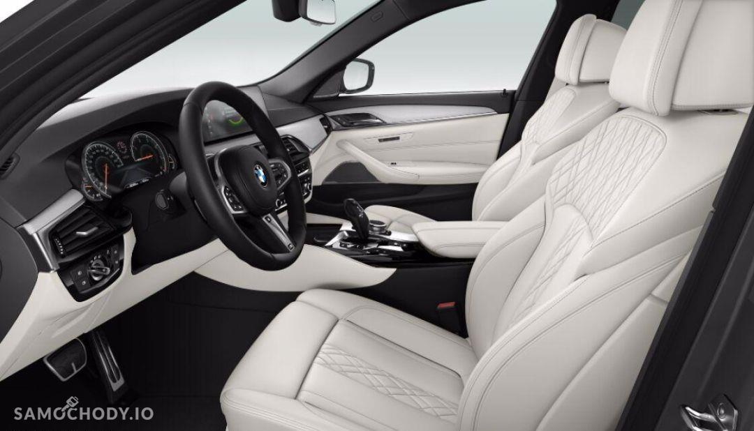 BMW Seria 5 20d xDrive Limuzyna Dealer BMW Bońkowscy 7