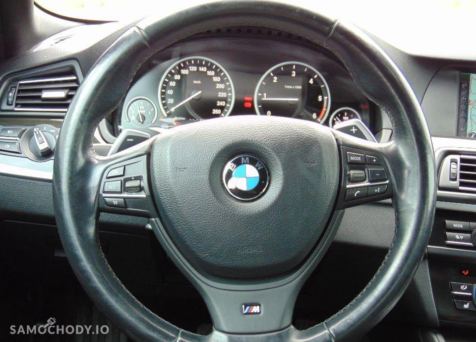 BMW Seria 5 xDrive, automat, navi, 218km tylko 104 tys.km! 67