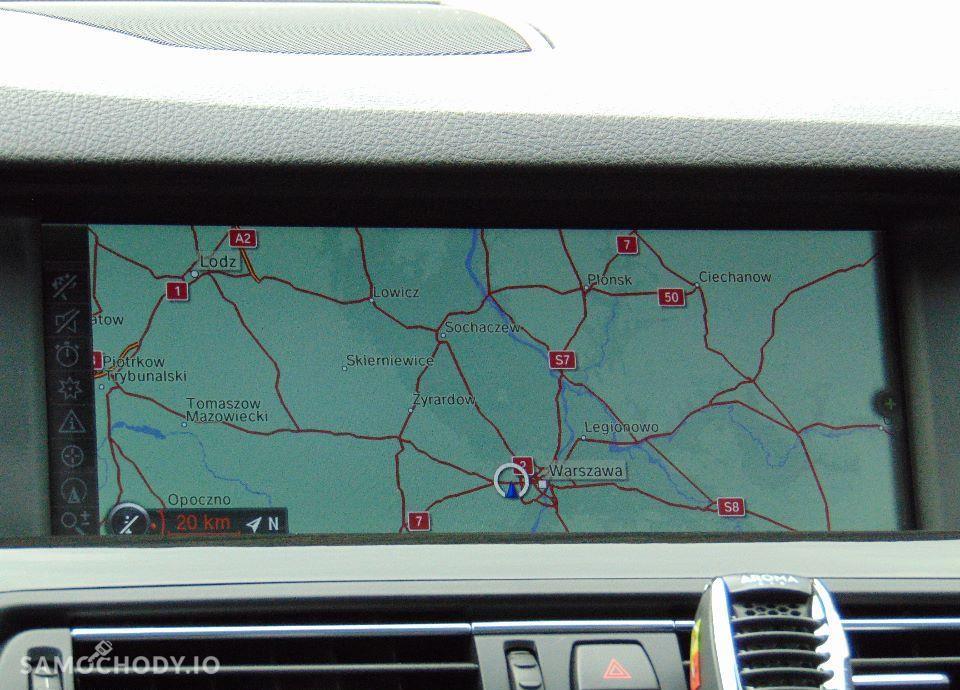 BMW Seria 5 xDrive, automat, navi, 218km tylko 104 tys.km! 92