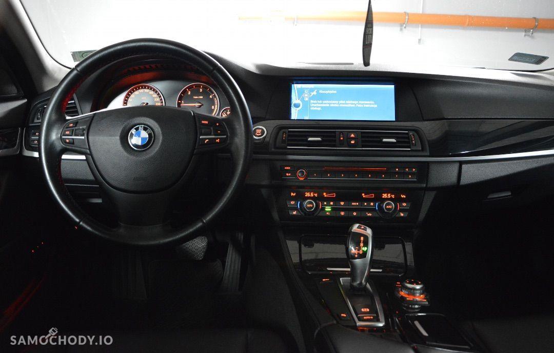 BMW Seria 5 Zadbane BMW 520D . Z prywatnych RĄK 79