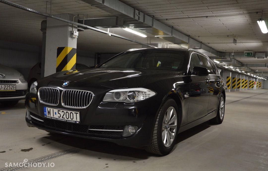 BMW Seria 5 Zadbane BMW 520D . Z prywatnych RĄK 4