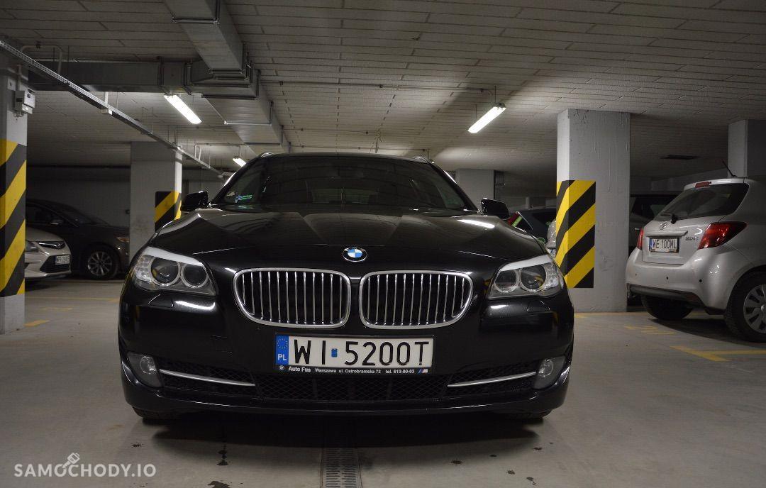 BMW Seria 5 Zadbane BMW 520D . Z prywatnych RĄK 11