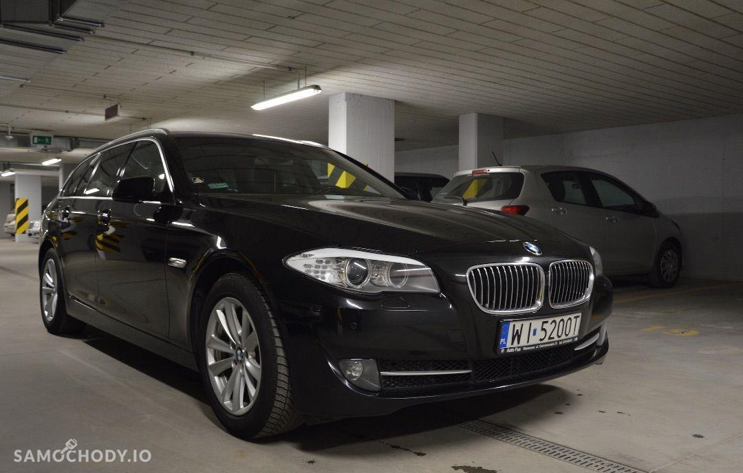 BMW Seria 5 Zadbane BMW 520D . Z prywatnych RĄK 7