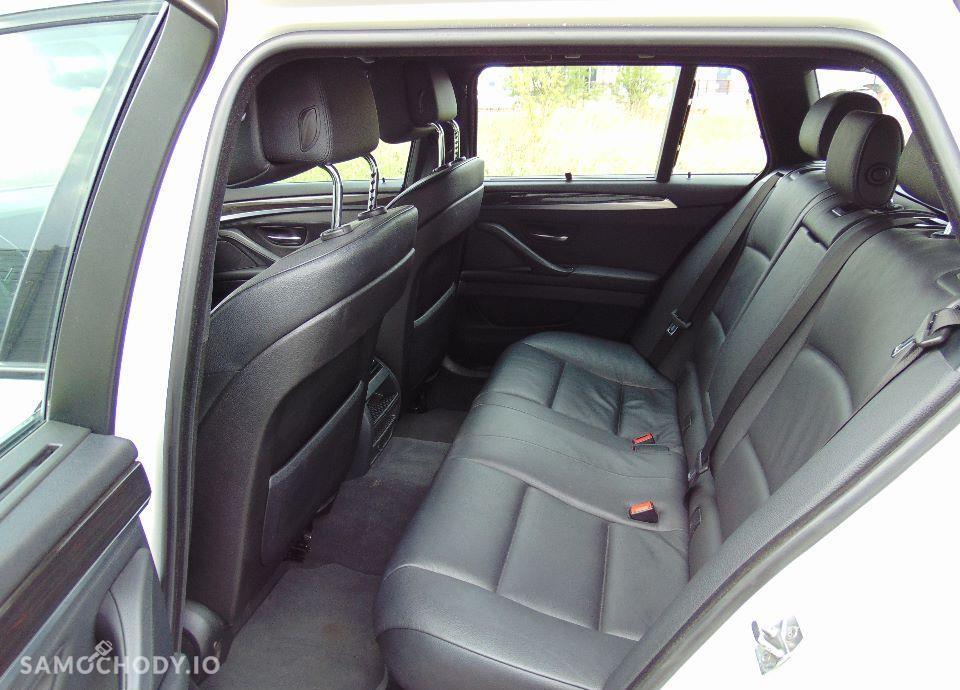 BMW Seria 5 xDrive, automat, navi, 218km tylko 104 tys.km! 16
