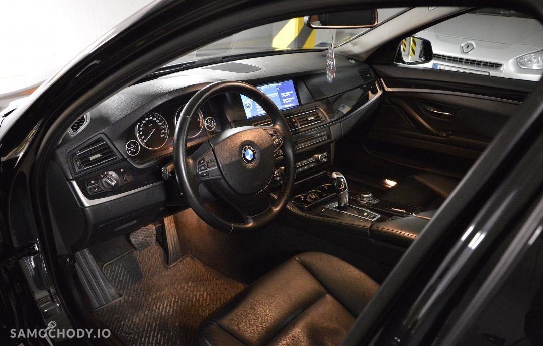 BMW Seria 5 Zadbane BMW 520D . Z prywatnych RĄK 16