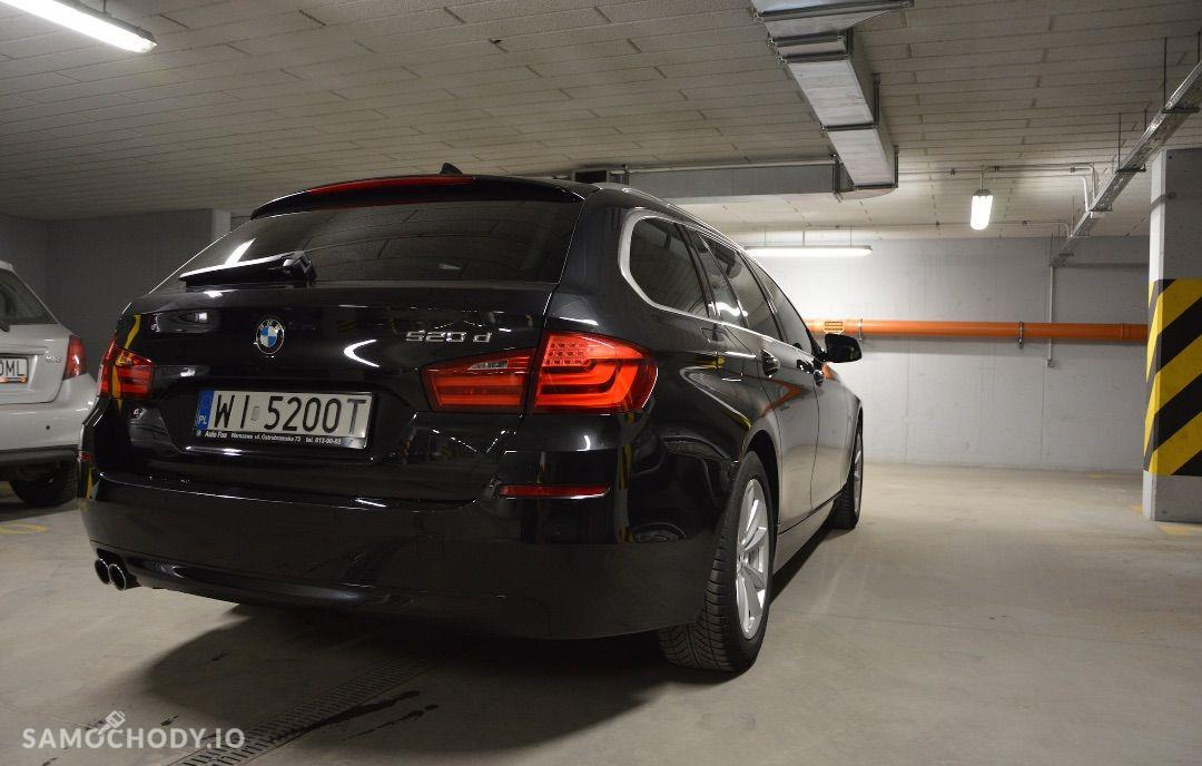BMW Seria 5 Zadbane BMW 520D . Z prywatnych RĄK 2
