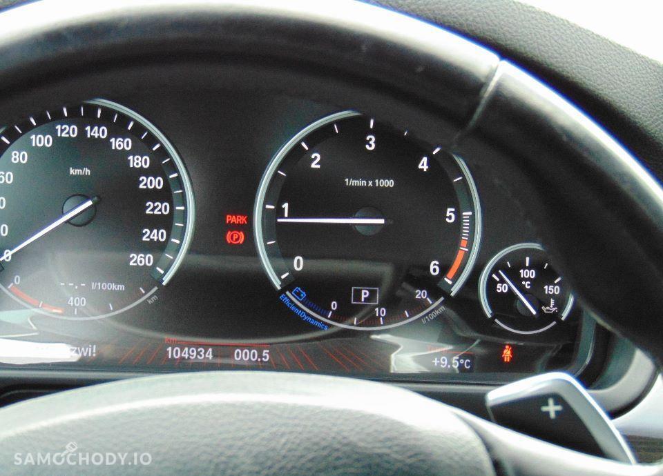 BMW Seria 5 xDrive, automat, navi, 218km tylko 104 tys.km! 79