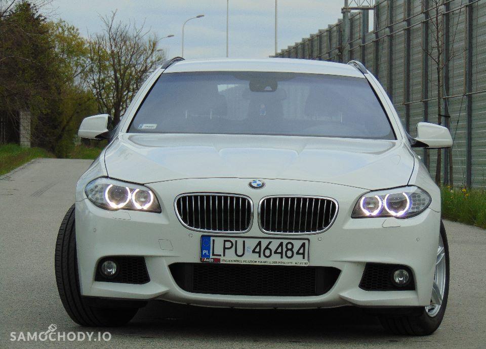 BMW Seria 5 xDrive, automat, navi, 218km tylko 104 tys.km! 2