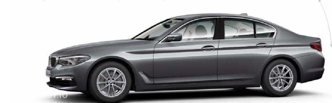 BMW Seria 5 520i Limousine Duże Upusty. 1